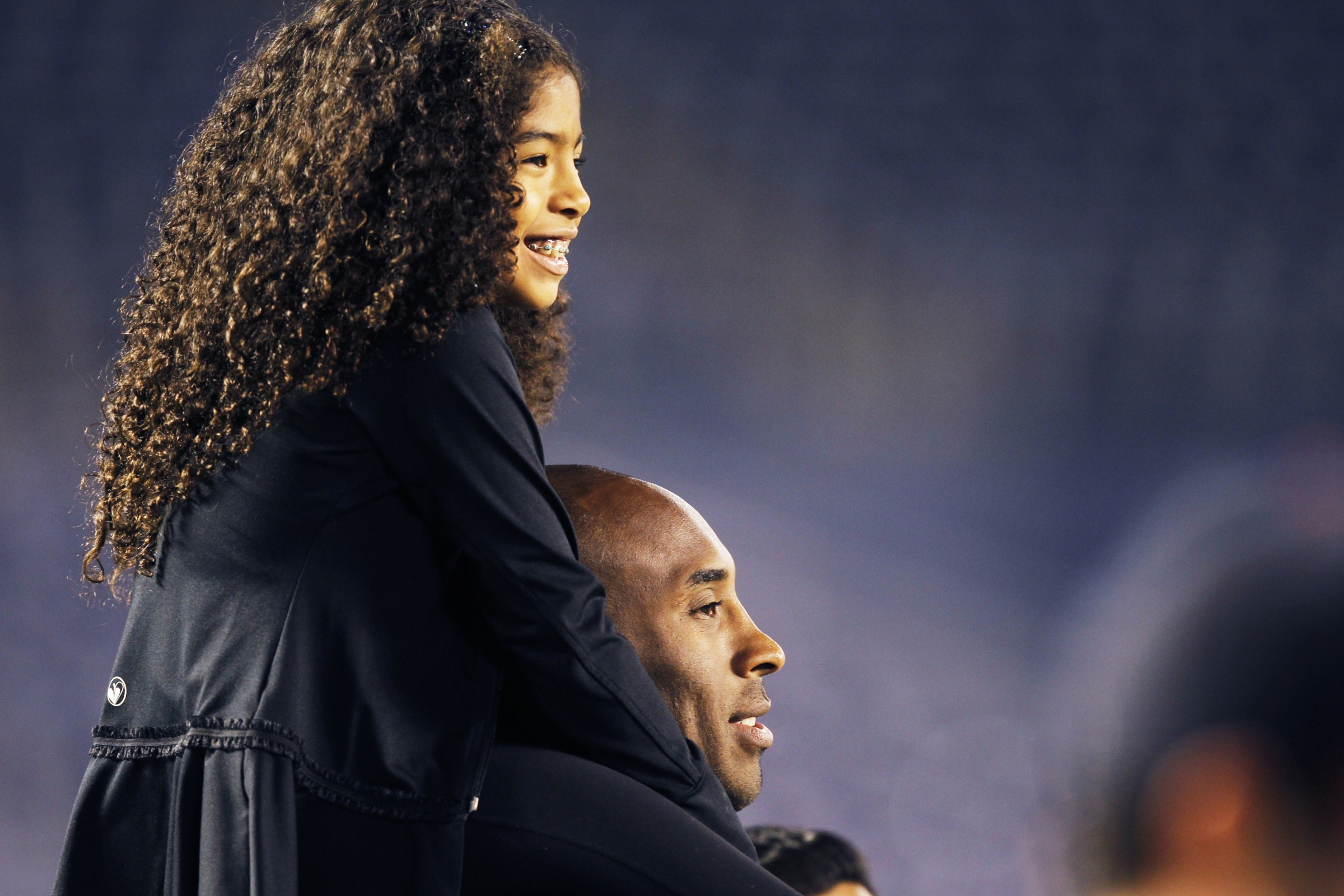 Professional NBA Player, Kobe Bryant and Gianna Maria Onore Bryant his daughther Killed in Helicopter Crash