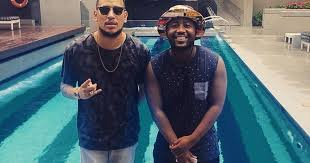 AKA Narrates His Friendship With Cassper Nyovest