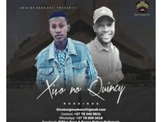 Black Jnr & Xivo no Quincy – 22 Days Mp3 download