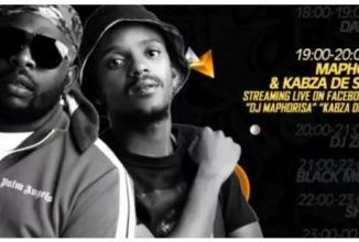 DJ Maphorisa & Kabza De Small – Dashi Khona unga Worrie (Scorpion Kings) Mp3 download