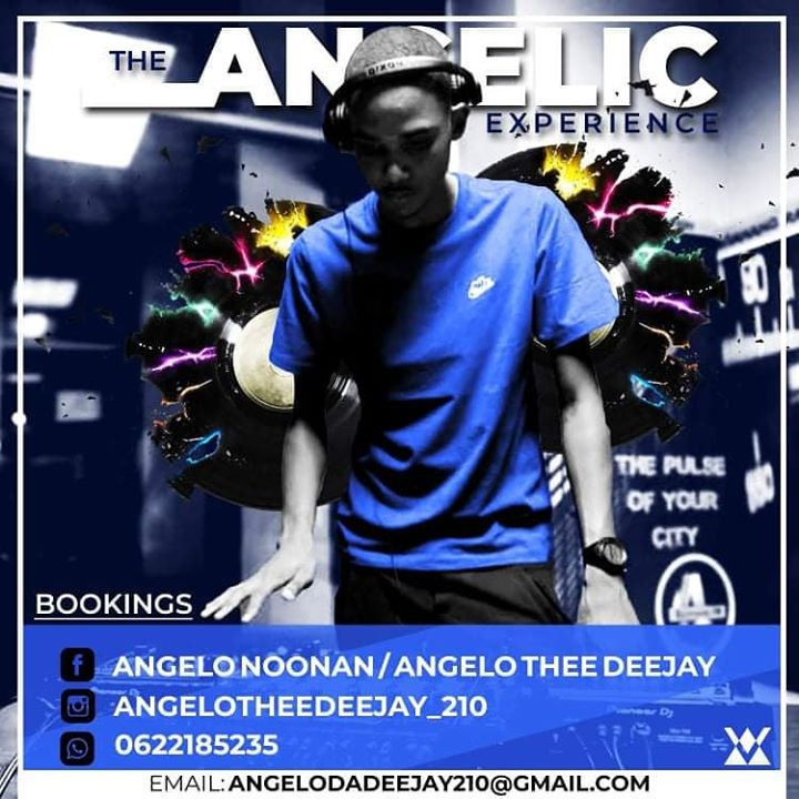 Angelo Thee Deejay – The Angelic Experience 016 April Mp3 download