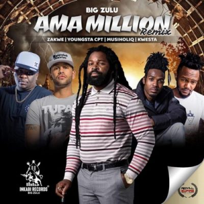 Big Zulu releases Ama Million Remix and teases upcoming music video release