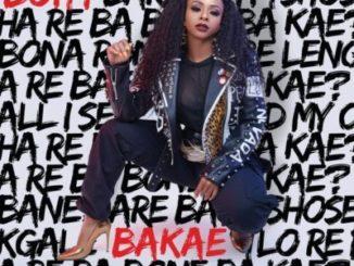 Boity – Bakae Mp3 download