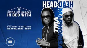 CastleLiteUnlocks In Bed With Episode 3 hosted by DJ Zinhle