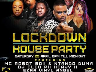 DJ Cleo, PH, Heavy K, Ezra, Vinyl Angel - Lockdown House Party Mix