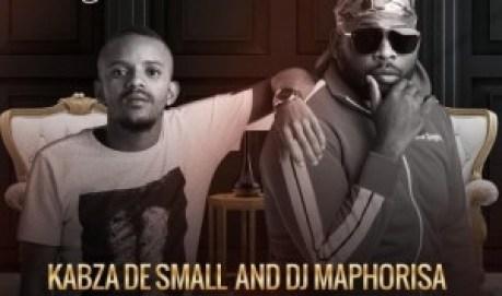 DJ Maphorisa & Kabza De Small – Prrrr Ft. MFR Souls, Kwesta & GP Ma Orange