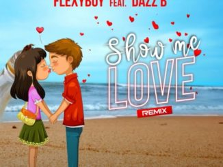 FlexyBoy – Show Me Love (Amapiano Remix) Ft. Dazz B mp3 download