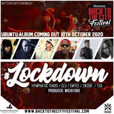 Hyphatic Thabs ft Emtee, CLU, Zikode & TSA – Lockdown Mp3 Download