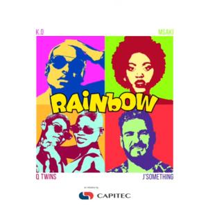 K. O, J'Something, Msaki & The Q Twins – Rainbow mp3 download