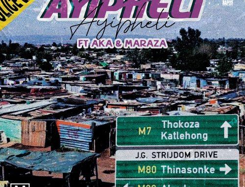 Makwa - Ayipheli ft. Maraza, AKA mp3 download