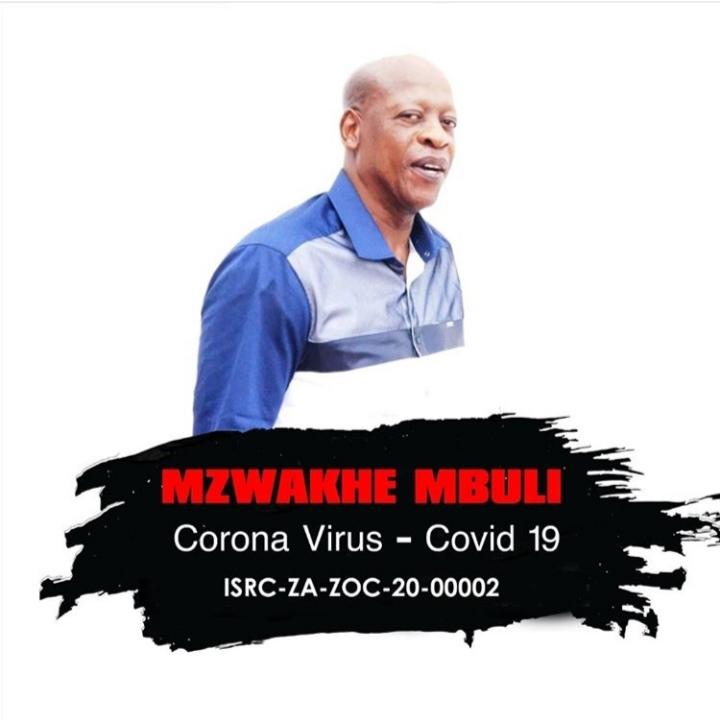Mzwakhe Mbuli – Corona Virus Covid 19 Mp3 download