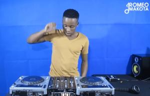 Romeo Makota – Amapiano Mix (24-04-2020)