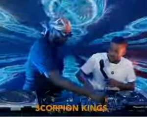 Scorpion Kings Live Stream 2