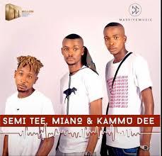 Semi Tee - Gabadiya Lyrics (Ft. Miano & Kammu Dee)