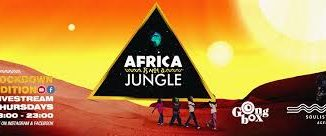 Africa is not a Jungle - Lockdown Edition mp3 download