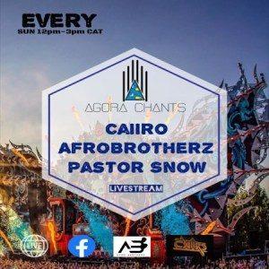 Afro Brotherz & Pastor Snow – Agora Chants 7 Live Mix