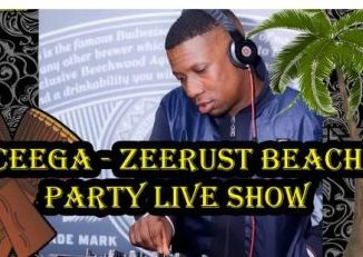 Ceega – Zeerust Beach Party Live Show Mp3 download