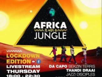Ceega Wa Meropa – Africa Is Not A Jungle Live Mix Mp3 download