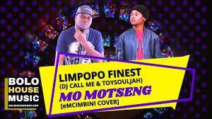 DJ Call Me & ToySouljah – Mo Motseng (eMCIMBINI COVER) Mp3 download