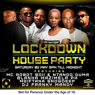 DJ Mandy – Lock Down House Party Mix Mp3 download