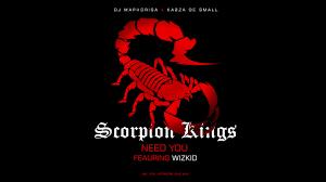 DJ Maphorisa x Kabza De Small - Need You Ft. Wizkid mp3 download