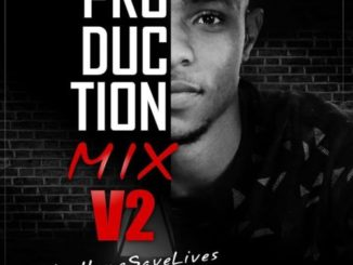 DJ Nova SA – Production Mix V2 Mp3 download