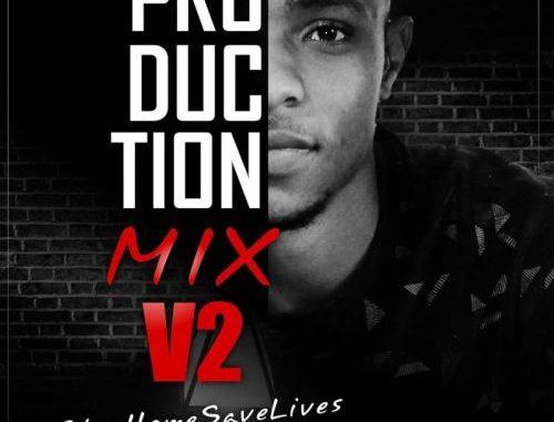DJ Nova SA – Production Mix V2 Mp3 download
