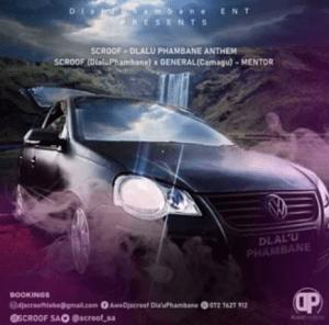 DJ Scroof & General (Camagu) – Mentor mp3 download