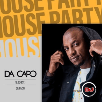 Da Capo – DJ Mag House Party Mix Mpe download