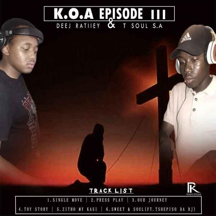 Deej Ratiiey & T Soul SA – K.O.A Episode III mp3 download