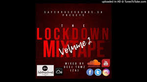 Deej Tomz - Lockdown Mixtapes Vol.02 Safehousesounds .sa