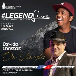 Dj Christos – Legend Live Episode 013 Mp3 download
