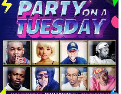Dj Jaivane – Party On A Tuesday mp3 download
