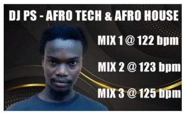 Dj PS – Afro Tech (Mix 1) Mp3 download