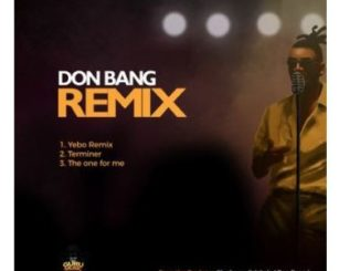 Don Bang – The One For Me mp3 donwload