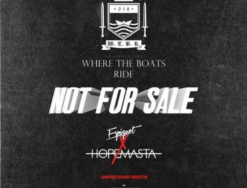 HopeMasta x Espiquet – Not For Sale Mp3 download