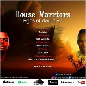 House Warriors – uZong'khumbula Ft. 2Las, Cmbero & DJ Kooly K Mp3 download