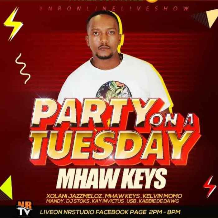 Mhaw Keys – Party On A Tuesday Mp3 download