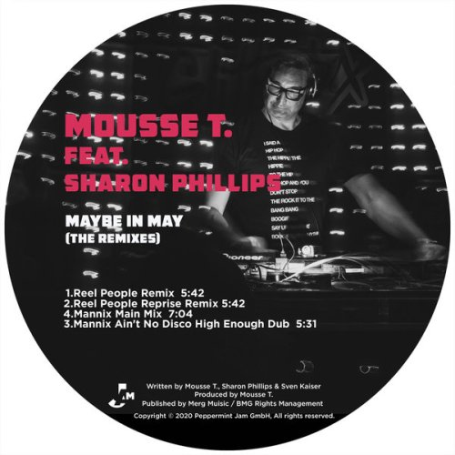 Mousse T. – Maybe In May (The Remixes) Ft. Sharon Phillips Mp3 download