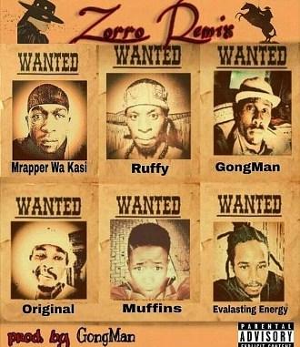 Mrapper Wa kasi – Zorro Remix Ft. Ruffy x GongMan x Original x Muffins & Evalasting-Eneji mp3 download
