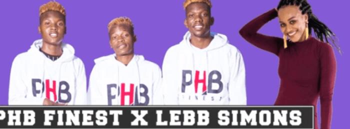 PHB Finest x Lebb Simons – Baleche