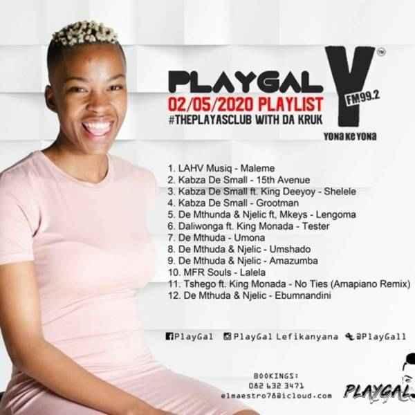 PlayGal – ThePlayasClub Yfm AmaPiano Mix Mp3 dowload