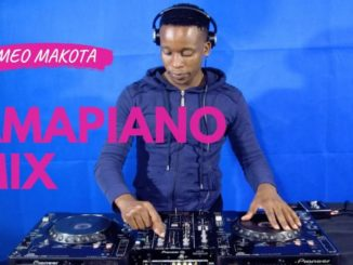 Romeo Makota - Amapiano Mix 30 May 2020 Mp3 download