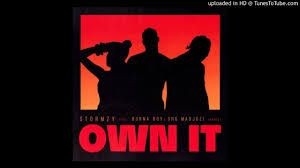 Stormzy - Own It Remix ft Burna Boy X Sho Madjozi mp3 download