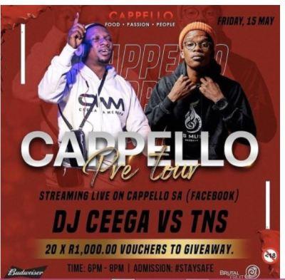 TNS – Cappello Pre Tour Mix mp3 download
