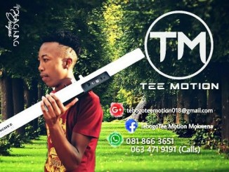 Tee Motion – Where I Am Ft. NT Ruth (Original Mix) Mp3 download