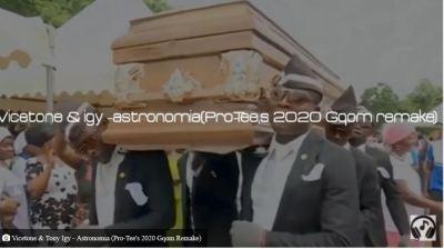 Vicetone & Tony Igy – Astronomia (Pro-Tee's 2020 Gqom Remake) mp3 download