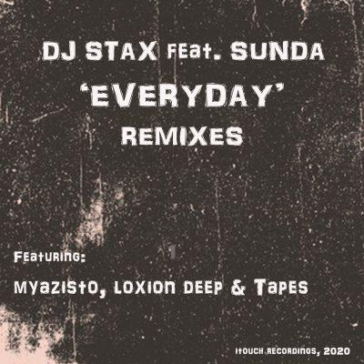 DJ Stax – Everyday Remixes Mp3 download
