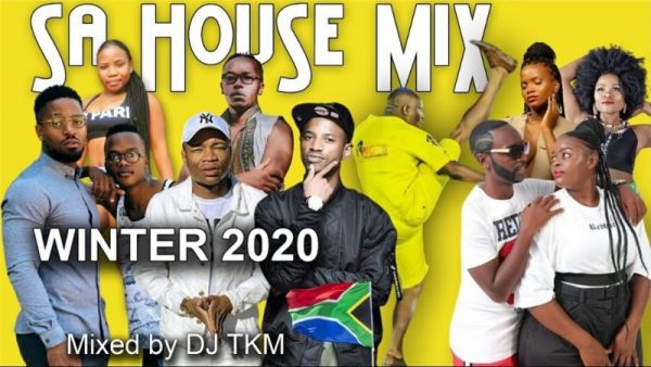 "DJ TKM – South African House Music Mix 2020 ""Winter"" Ft. Master KG, TNS, Makhadzi & Da Capo Mp3 download"