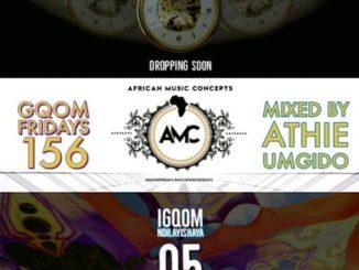 Dj Athie – Gqom Fridays Mix Vol.156 mp3 download
